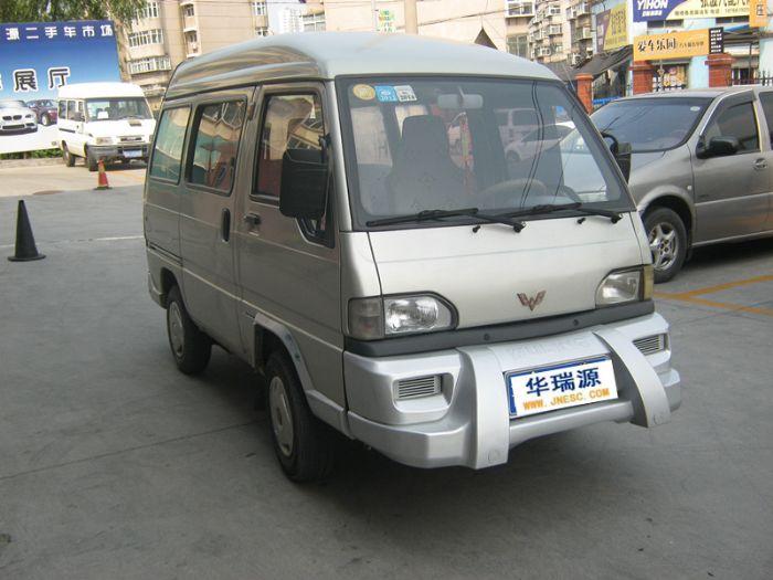 五菱汽车五菱兴旺图片