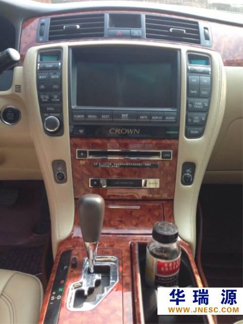 丰田皇冠2005款 3.0royal saloon g vip-济南二手车