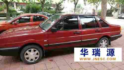 【济南二手大众桑塔纳2006款 1.8 旅行版豪华型_红色