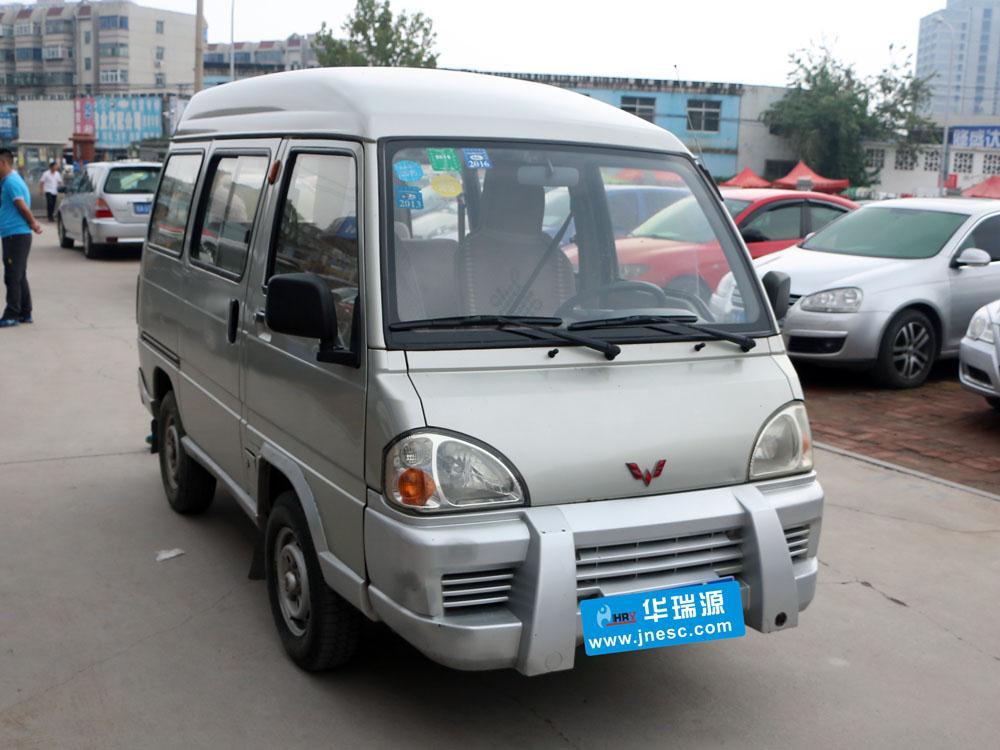 五菱汽车五菱兴旺2009款 lzw6358n图片