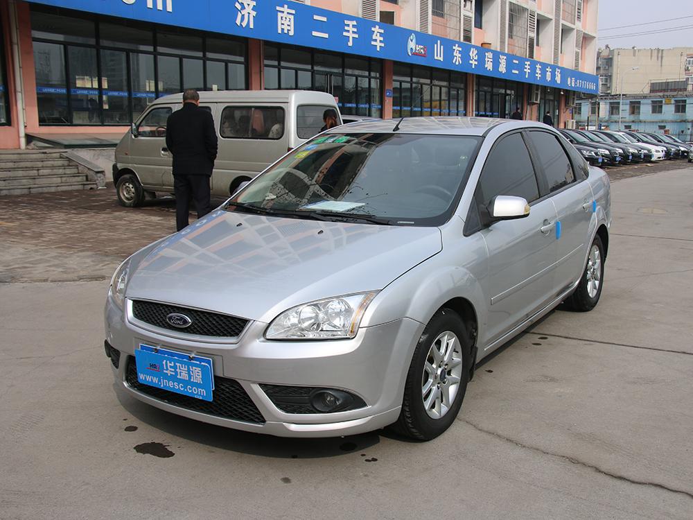 福特福克斯(进口)2013款 2.0T ST 标准版