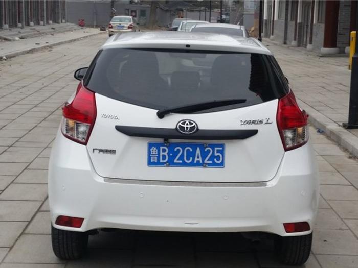门锁 方向助力 空调 电动后视镜 abs ebd 车主说明 2014年丰田致炫,1.