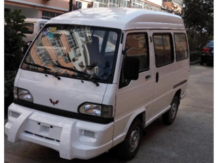 五菱汽车五菱兴旺2008款 1.0 手动 经济型 8座图片