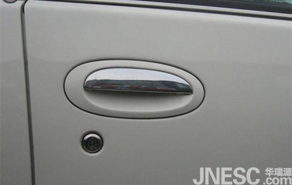 汽车门把手设计大有学问你见过几种呢