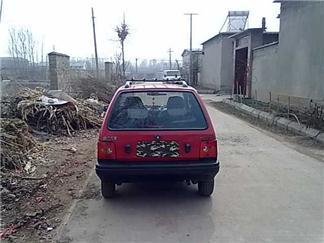 江南奥拓 济南二手车高清图片