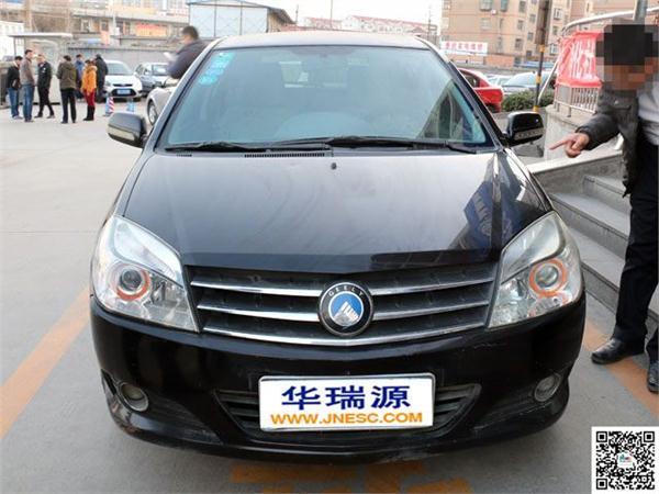 安驰MC6320A2009款 0.8 SQR372汽油机