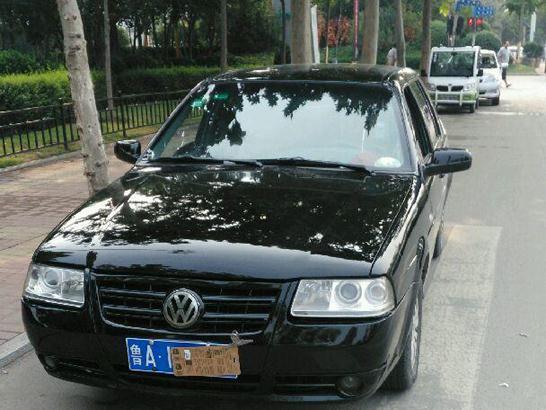 大众桑塔纳志俊2009款 1.8MT 汽油+CNG双燃料型