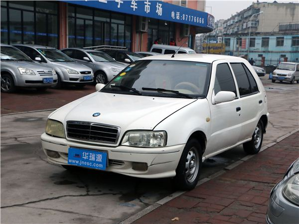 吉利汽车豪情2005款 1.0L 舒适型