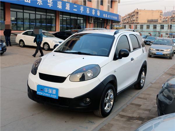 瑞麒奇瑞X12011款 1.3 手动豪华型