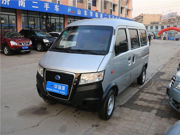 广汽吉奥星旺2010款 1.0L豪华型
