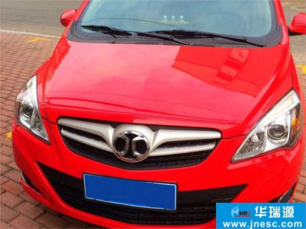 北京汽车E系列2013款 三厢 1.5L 手动乐尚版