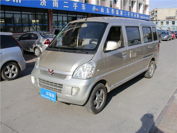 五菱汽车荣光2012款 1.5L加长基本型