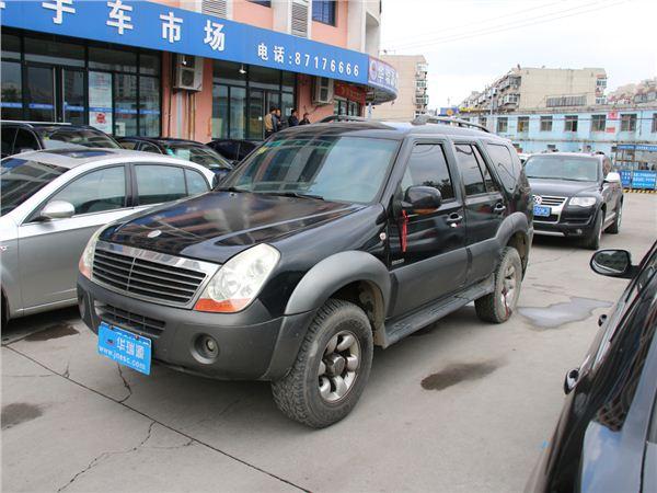 黄海翱龙SUV2007款 DD6480 2.0