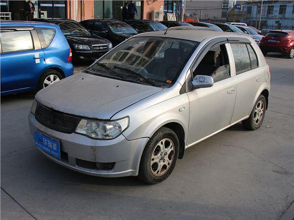 一汽威志两厢2006款 两厢 1.3L 手动基本型