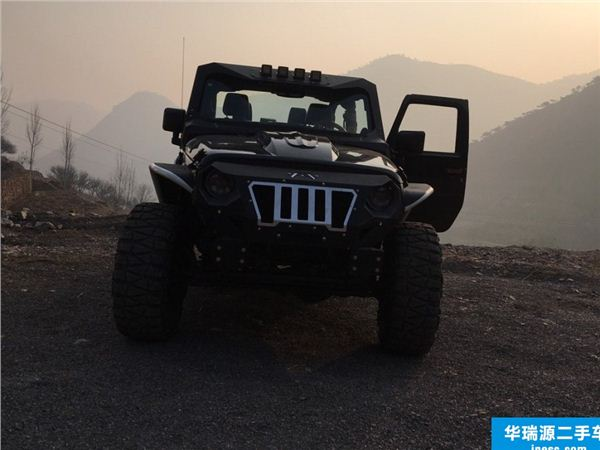 Jeep牧马人2012款 3.6 Rubicon两门版