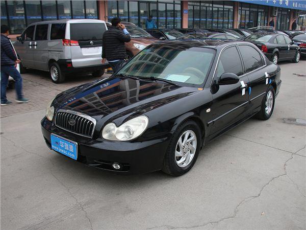 现代                                         索纳塔                                         2004款 2.0手动舒适型