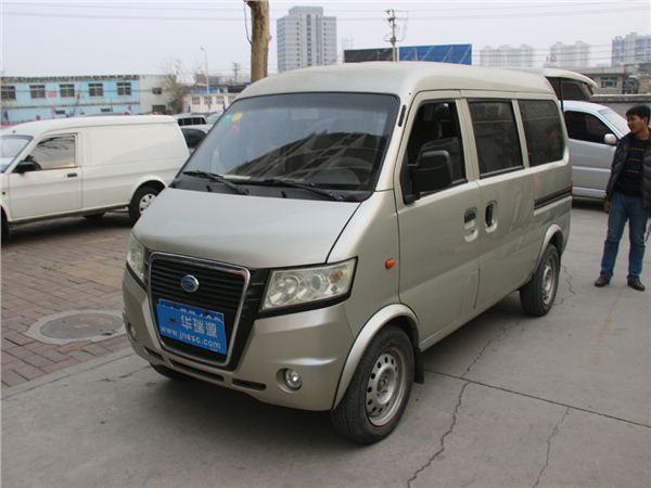 广汽吉奥星旺2010款 1.0L基本型(空调)