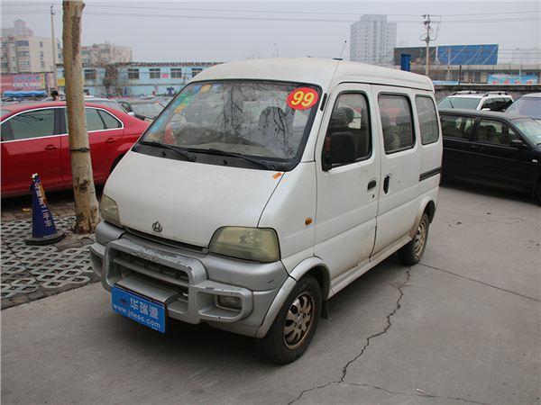 长安商用长安星光2007款 1.3L/60kW 5挡手动
