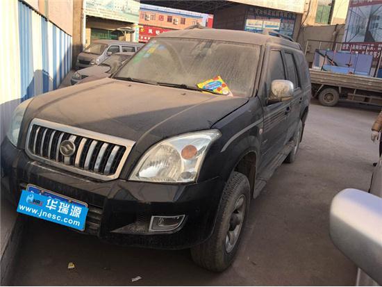 黄海挑战者2006款 DD6490A(汽油版)标准