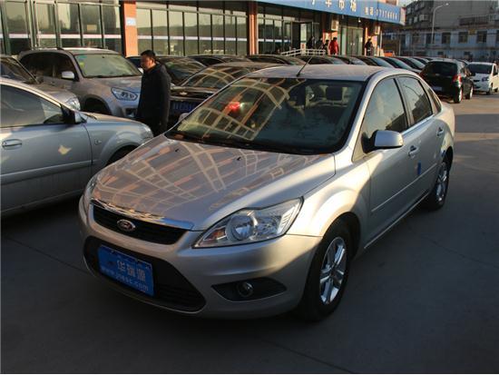 福特                                         福克斯                                         2009款 三厢 1.8L 手动舒适型