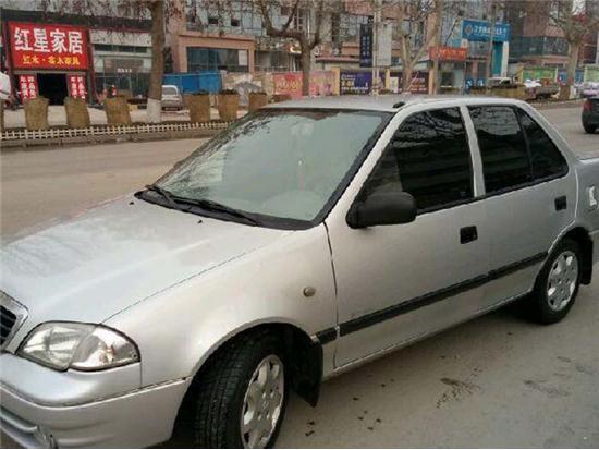 铃木羚羊2004款 1.3L OK舒适型
