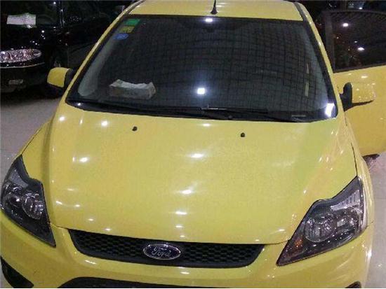 福特福克斯两厢2013款 两厢经典 1.8L 手动时尚型