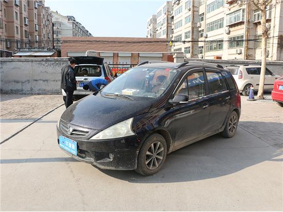 东风风行景逸2011款 1.5XL MT 标准型