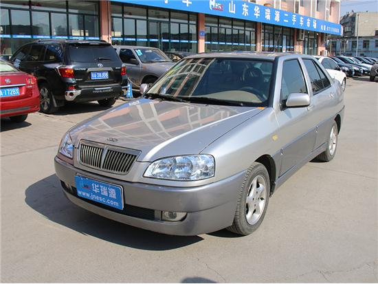 奇瑞旗云2004款 1.6 豪华型