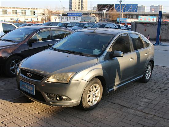 福特福克斯2007款 两厢 1.8L 自动时尚型