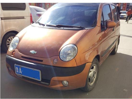 雪佛兰乐驰雪佛兰乐驰2006款 0.8 手动 基本型