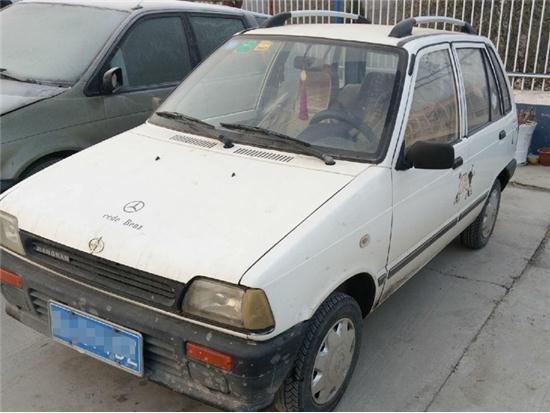 江南TT2010款 0.8L 尊贵型
