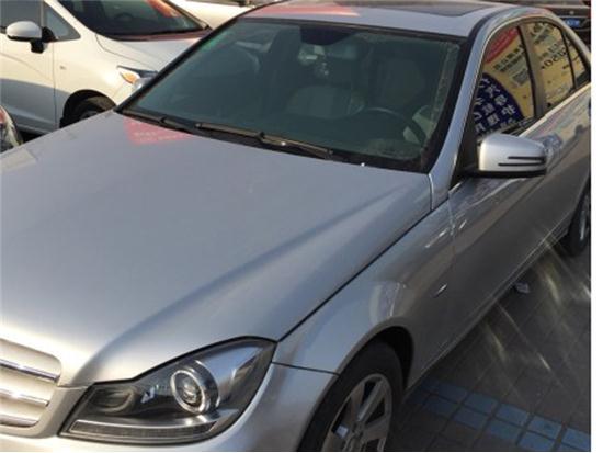 奔驰                                         奔驰C级                                         2011款 C 180K 经典型
