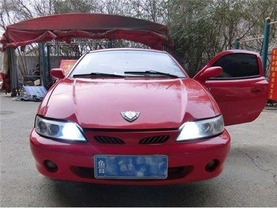 吉利汽车美人豹2007款 JL7155XHU 1.5爱她版标配