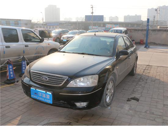 福特                                         蒙迪欧                                         2006款 2.5 V6 Ghia-Ltd旗舰型