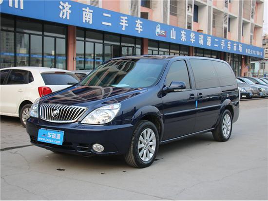 别克                                         别克GL8                                         2014款 2.4L LT豪华商务行政版