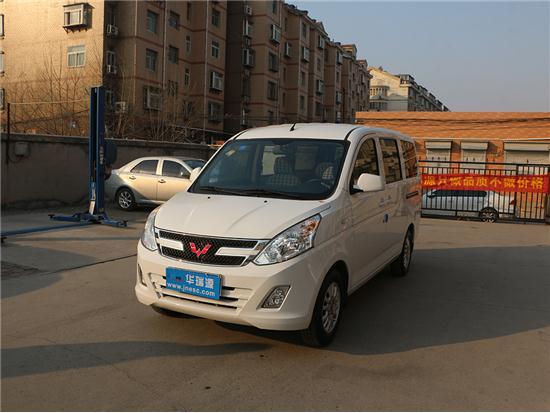 五菱汽车五菱宏光2014款 1.2L 手动标准型