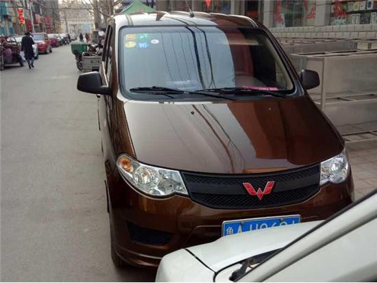 五菱汽车五菱宏光2014款 1.2L S 手动标准型