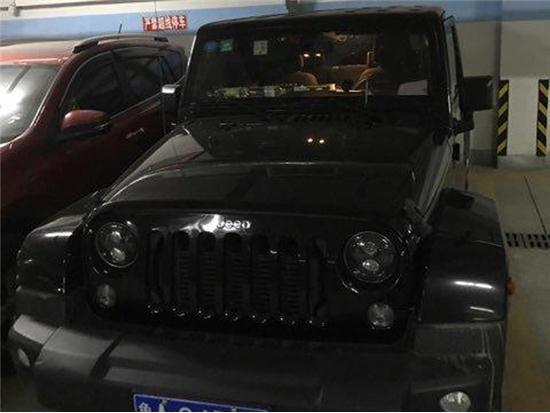 Jeep牧马人2014款 2.8TD 四门版 Sahara