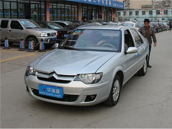 雪铁龙爱丽舍2011款 三厢 1.6 MT科技型