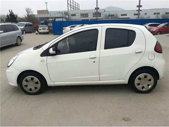 吉利汽车熊猫2011款 1.3L 手动舒适型