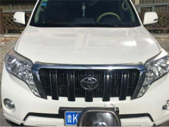 丰田普拉多(进口)2014款 2.7L 自动豪华版
