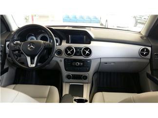 奔驰GLK级2013款 GLK 300 4MATIC 时尚型