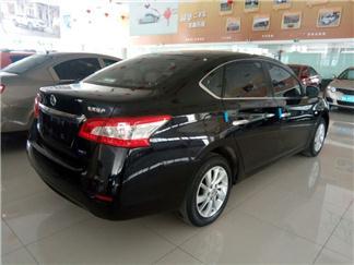 日产轩逸2012款 1.6XE 手动舒适版