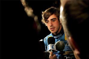 欧洲大奖赛前瞻之雷诺篇 阿隆索欲再尝冠军滋味