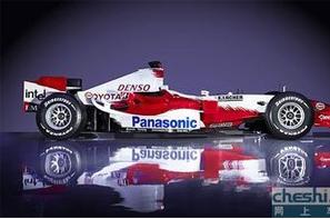 丰田出TF106加强版 以全力备战欧洲大奖赛