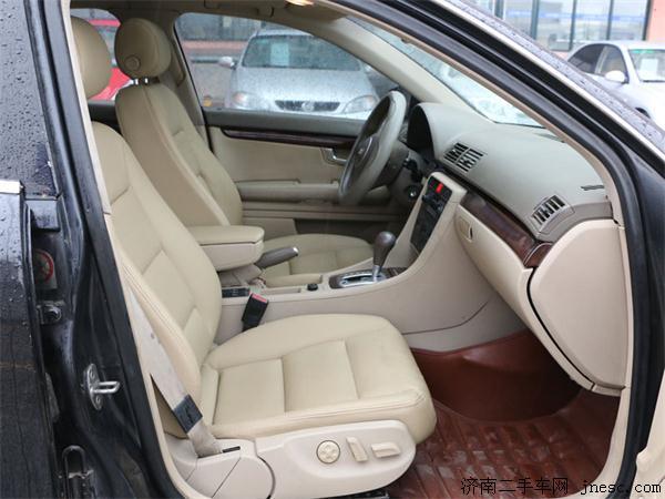 奥迪A4二手车,4万左右二手车,济南华瑞源二手车市场