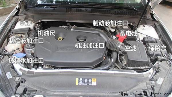 汽车发动机舱的解构初识