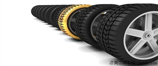 济南二手车讨论汽车轮胎纹理或者轮胎花纹的作用