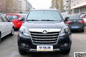 跋山涉水轻松应对各种路段的SUV选择二手哈弗H5