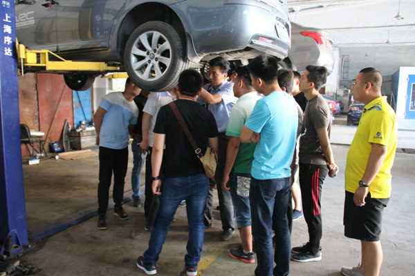 二手车评估师课程安排有哪些?费用多少?